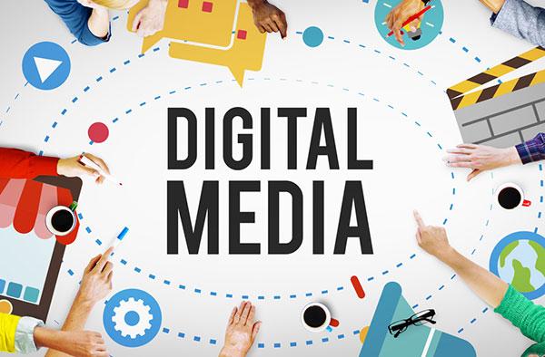 Digital media giúp tăng độ nhận biết của thương hiệu đến với người sử dụng