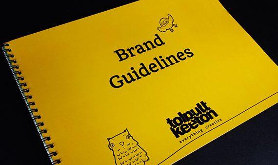 Brand Guideline giúp doanh nghiệp thống nhất trong việc xây dựng thương hiệu