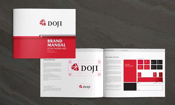 Brand Guideline là bản hướng dẫn, bao gồm những qui định về quảng bá thương hiệu
