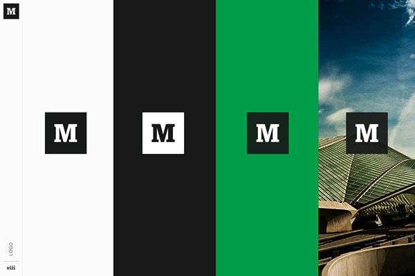 Brand Guideline quy định màu sắc hình ảnh, kiểu chữ thiết kế