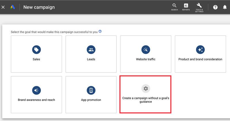 create a campaign - Ảnh minh họa Internet