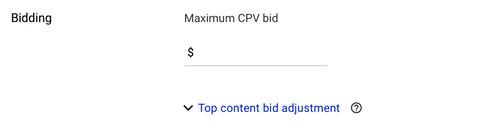 Điều chỉnh giá thầu Ads youtube - Ảnh minh họa Internet
